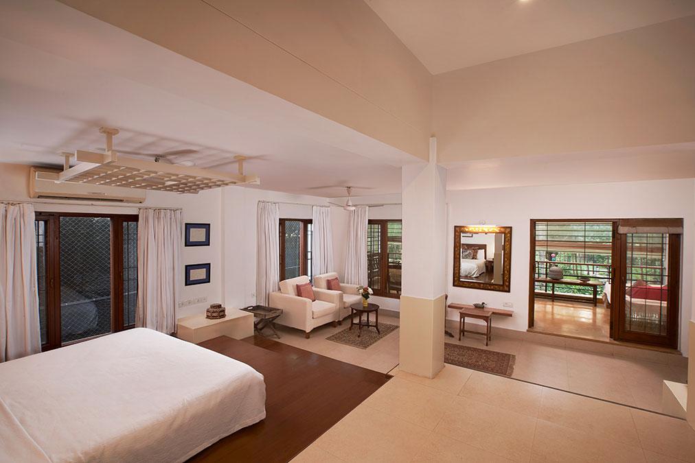Main Villa Bedroom