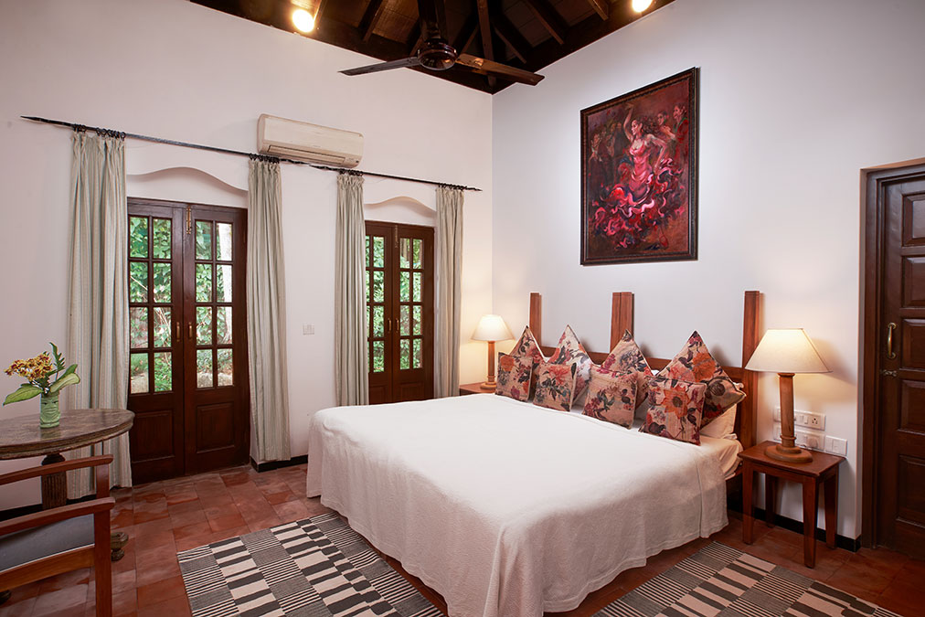 Villa Venus Bedroom