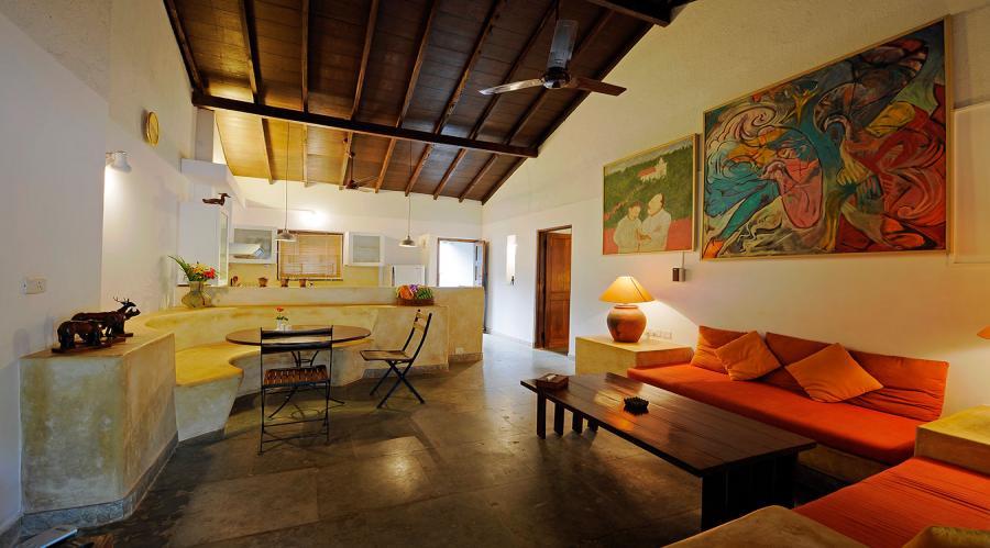 Casinhas - Capricorn Sitting room