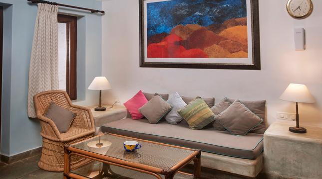 Libra - Living room